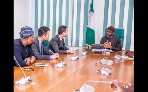 Ensure local content, transfer of technology to Nigeria, Gbajabiamila tells Huawei
